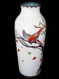Large White Vases Cloisonne Vase Chinese Vases Chinese Blue And White U0026 Cloisonne