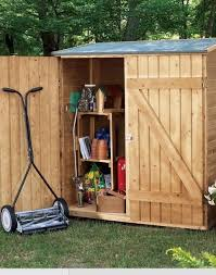 Free Wooden Storage Shed Plans by Best 25 Outside Storage Shed Ideas On Pinterest Modern Outdoor