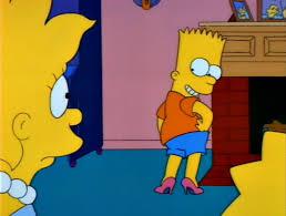Bart Simpson Meme - is bart simpson queer mel magazine