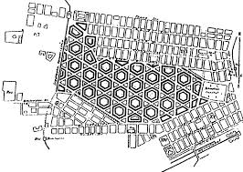 Hexagon House Floor Plans by Muller City Of The Future Hexagonal Building