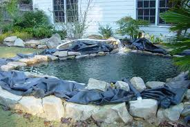 How To Build A Pond In Your Backyard by Koi Pond