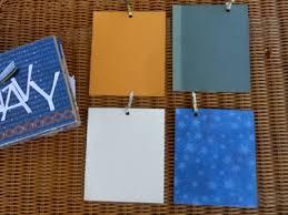 personalized scrapbook personalized mini paperbag scrapbook album meylah