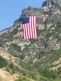 Texas Under Spain Flag Utah Unfurls The Largest Flag Ever To Be Flown Fox13now Com
