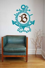 18 best tween bedroom decorating images on pinterest tween home ocean vinyl wall decal decor nautical decor anchor wall decal beach decor