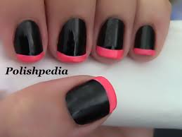 the perfect and flashy nail design watch my video tutorial