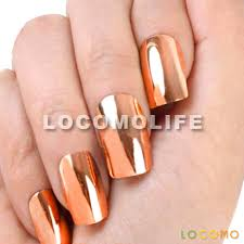 colored acrylic nail tips how you can do it at home pictures