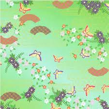 japanese kimono dress print origami paper sheets for diy make