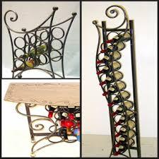 wine racks by iron chinchilla