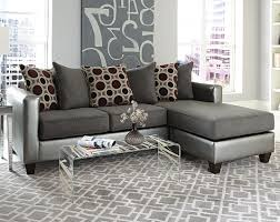 American Freight Living Room Furniture Mulberry Graphite 2 Pc Sectional Sofa Living Rooms American