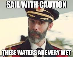 Sail Meme - captain obvious imgflip