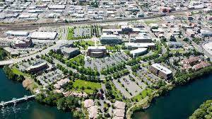 Wsu Campus Map Washington State University Wsu Health Sciences Spokane Extra