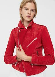 zip leather jacket leather jackets leather and red leather