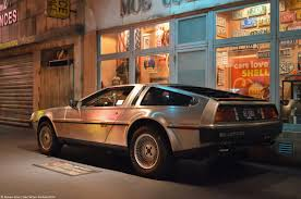 toyota car garage toyota history garage delorean dmc 12 2 ran when parked