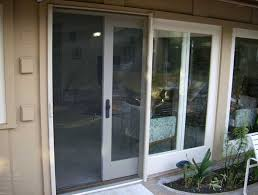 Sliding Glass Patio Storm Doors Patio Sliding Door Screens Custom Screentime