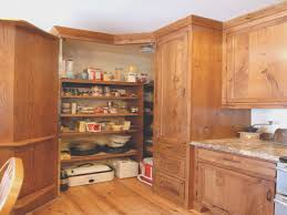 Corner Kitchen Furniture Kitchen Awesome Tall Corner Kitchen Cabinet Decorating Ideas