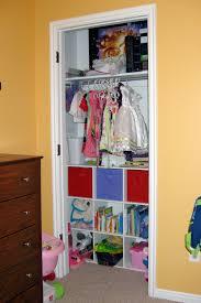toddler closet storage ideas