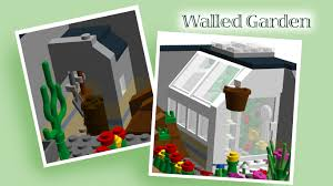 Walled Garden Login by Lego Ideas Walled Garden