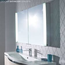 Bathroom Mirror Cabinets With Led Lights by Bathroom Cabinets Illuminated Benevolatpierredesaurel Org