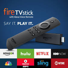 amazon fire tv stick with alexa voice remote streaming media stick