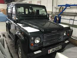 old land rover land rover restoration conversion u2013 polar auto refurbishment