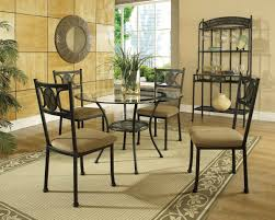 steve silver carolyn 5 piece dining room set beyond stores