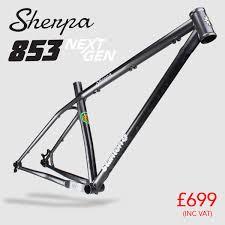 D H Flagging Sherpa 853 Next Gen Stanton Bikes