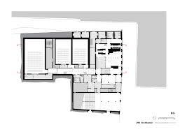 gallery of lumiere cinema maastricht jhk architecten verlaan lumiere cinema maastricht ground floor plan