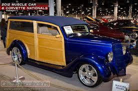 Classic Ford Truck Sheet Metal - mcacn 1935 ford woody custom u2013 classic recollections