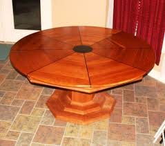 hand crafted cherry dining and poker table by carolina wood