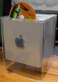 Toaster Mac Power Mac G4 Cube Intel Reloaded Edition My 2nd Hackintosh Case