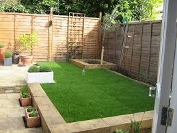 richard parr u0027s garden transformation with railway sleepers