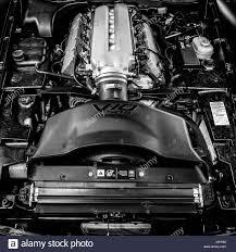 Dodge Viper 2017 - stuttgart germany march 03 2017 engine of sports car dodge