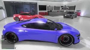 modded cars gta 5 custom color garage showcase modded rare color cars 1 youtube