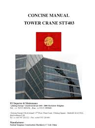 100 tadano cranes operator manual terex crane service