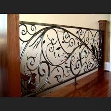 home depot stair railings interior iron railing designs exterior custom forged wrought railings home