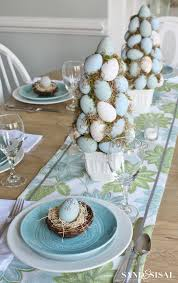 Easter Decorating Ideas Table Setting by Easter Table Setting