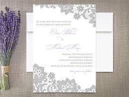lace wedding invitations etsy stephenanuno