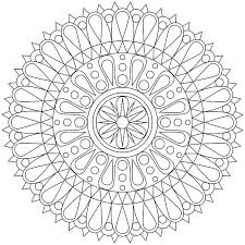 93 design images mandala coloring pages
