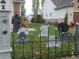 cemetery fence halloween prop create fun parties