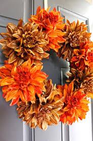 Fall Wreaths Easy Fall Wreath 2 Bees In A Pod