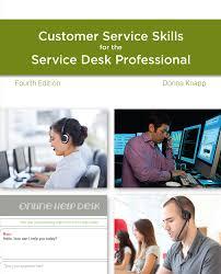 Customer Help Desk A Guide To Customer Service Skills For The Service Desk