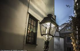 enchanting story of our last gas lights and the five