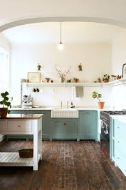 fixer blue kitchen cabinets the simple blue kitchen casual