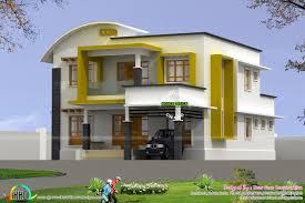 2282 square feet modern 4 bhk home kerala home design bloglovin u0027