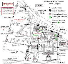 Capitol Building Floor Plan Capitol Complex Map Larger Image