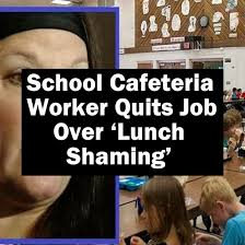 School Lunch Meme - a school cafeteria worker quits job over school s lunch shaming