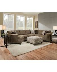 Sectional With Ottoman Here S A Great Price On Simmons Upholstery Albany Truffle