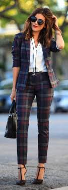77 Checkered Outfits for Girls To Try