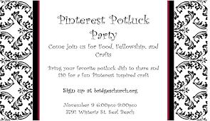 potluck invitation potluck party clipart 15
