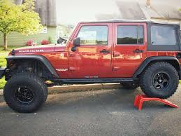 2008 unlimited rubicon no lift biggest tires u0026 rims without